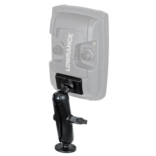 "Lowrance RAM 1"" Mark\/Elite 4"" Series Quick Release Mount [000-10909-001]"