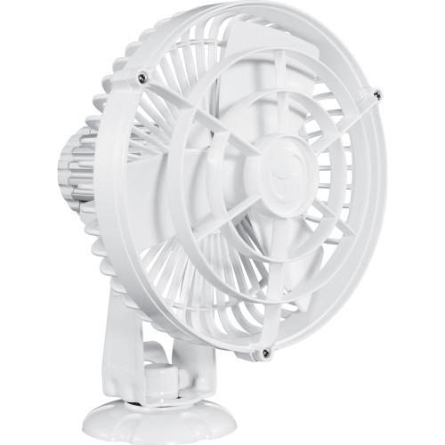 """Caframo Kona 817 12V 3-Speed 7"""" Waterproof Fan - White [817CAWBX]"""
