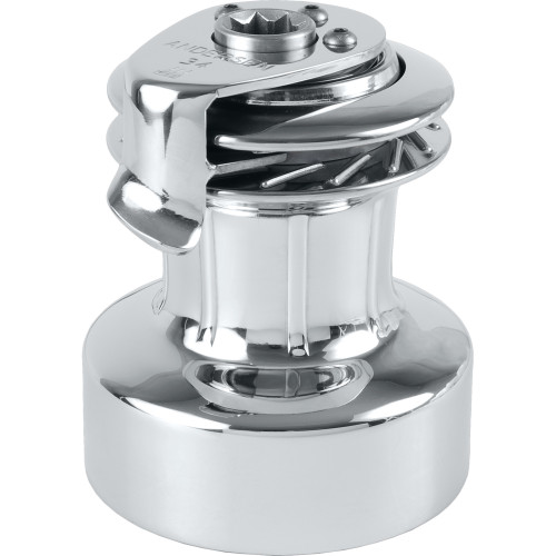 ANDERSEN 34 ST FS - 2-Speed Self-Tailing Manual Winch - Full Stainless Steel [RA2034010000]