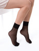 SHINE STEP ANKLETS 2 PAIRS