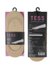 SEAMFREE FOOTLETS  2 PACK