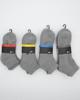 IISER  Quarter Cut Cushioned Socks 3 Pack
