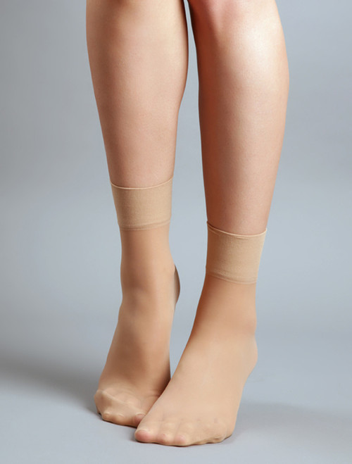 Chick Step Anklet Tights - Socks & Underwear TESS