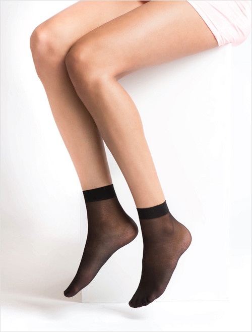 Everyday Basic Anklet Tights 2 pack - Socks & Underwear TESS