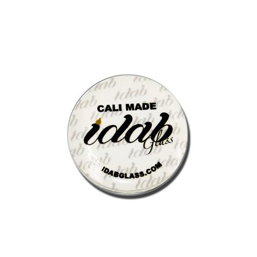 iDab Glass Pin Button