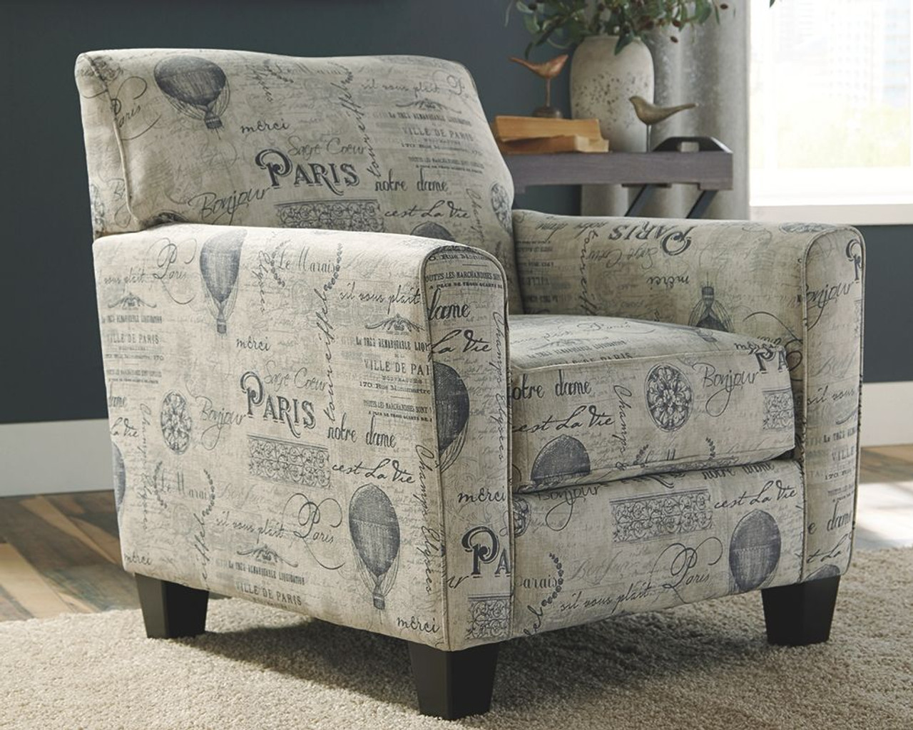 Prime Nesso Gray Cream Accent Chair Pabps2019 Chair Design Images Pabps2019Com