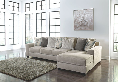 The Filone Steel Laf Sofa Amp Raf Corner Chaise Sectional