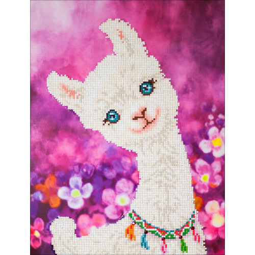 Diamond Dotz Facet Art Kit - Lulu Llama
