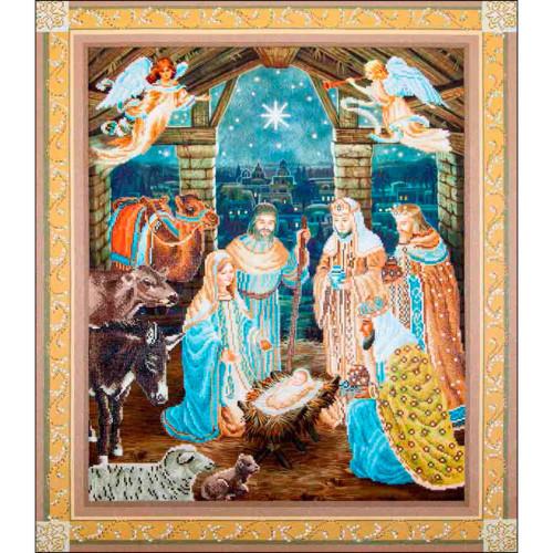 Diamond Dotz Facet Art Kit - Nativity Scene