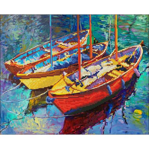 Diamond Dotz Facet Art Kit - Dream Boats