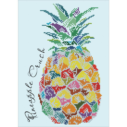 Diamond Dotz Facet Art Kit - Pineapple Crush
