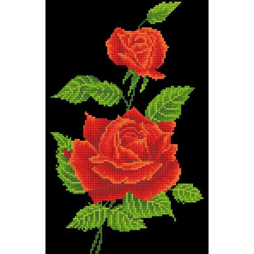 Diamond Dotz Facet Art Kit - Red Rose Corsage