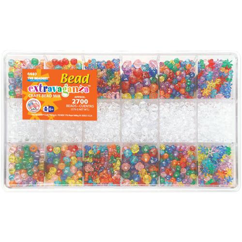 Bead Extravaganza Bead Box Kit - Multicolor