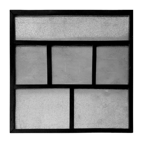 Foundations Decor Magnetic Shadow Box - Black