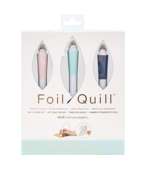 We R Memory Keepers Foil Quill Freestyle Starter Kit