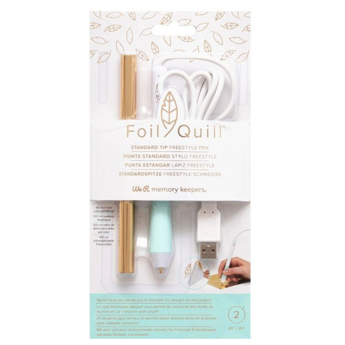 We R Memory Keepers Foil Quill Freestyle Pen - Standard