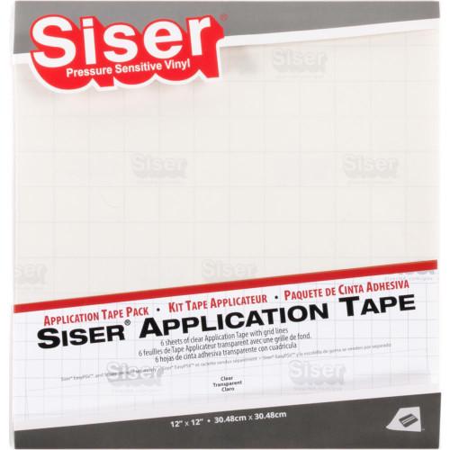 Siser EasyPSV Application Tape 6/Pkg