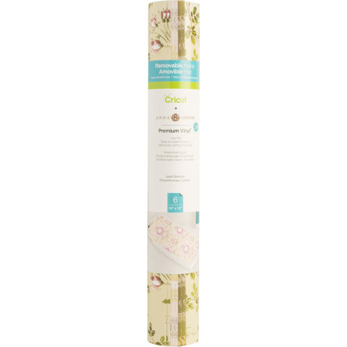 Anna Griffin Premium Vinyl Patterned Sampler - Juliet