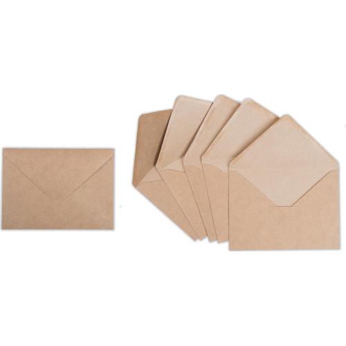 Sizzix Paper Envelopes A7 6/Pkg