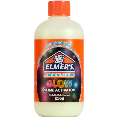 Elmer's Glow In The Dark Magical Liquid 8.75oz