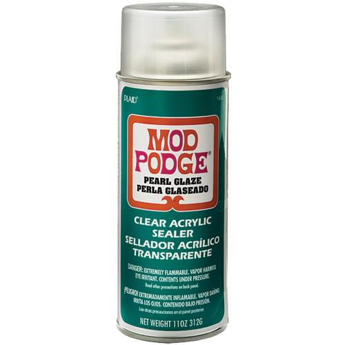 Mod Podge Pearlized Spray Sealer 11oz.