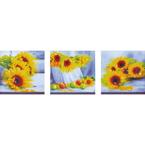 Diamond Dotz Facet Art Kit - Sunflower Days