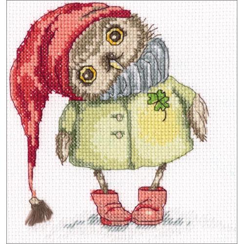 RTO Counted Cross Stitch Kit - Winter Walk