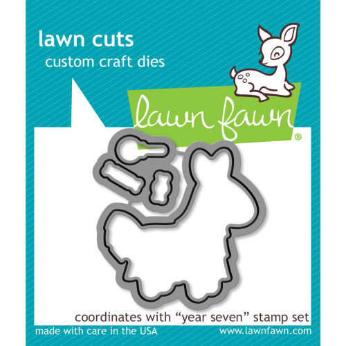 Lawn Cuts Custom Craft Dies -Year Seven