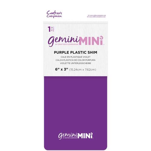Gemini Mini Purple Plastic Shim