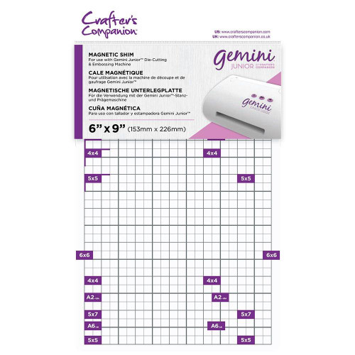Crafter's Companion Gemini Junior Magnetic Shim