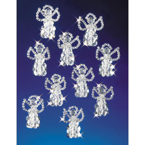 Beadery Holiday Beaded Ornament Kit - Little Angels