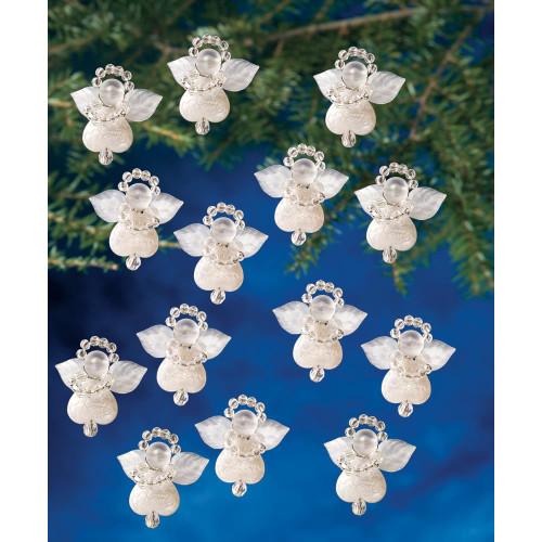 Beadery Holiday Beaded Ornament Kit - Littlest Angels