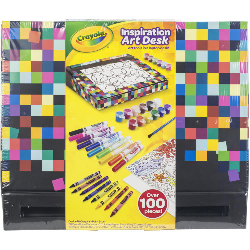 Crayola Inspiration Art Desk 100/Pkg