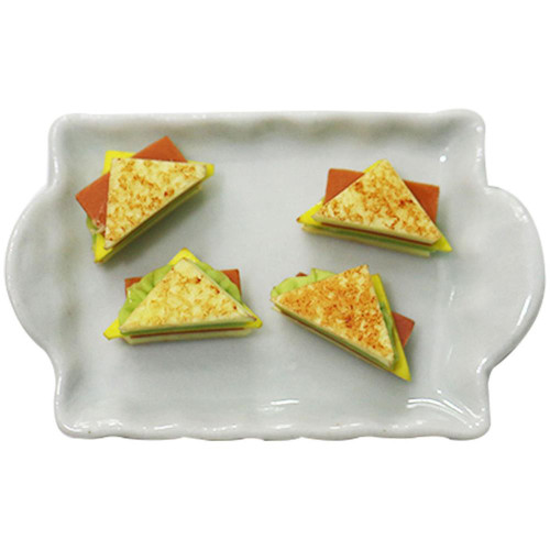 Dress My Craft Miniature - Grill Sandwich 4/Pkg