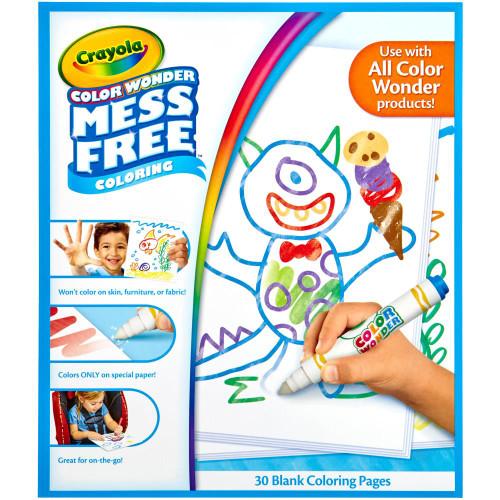 Crayola Color Wonder Refill Paper