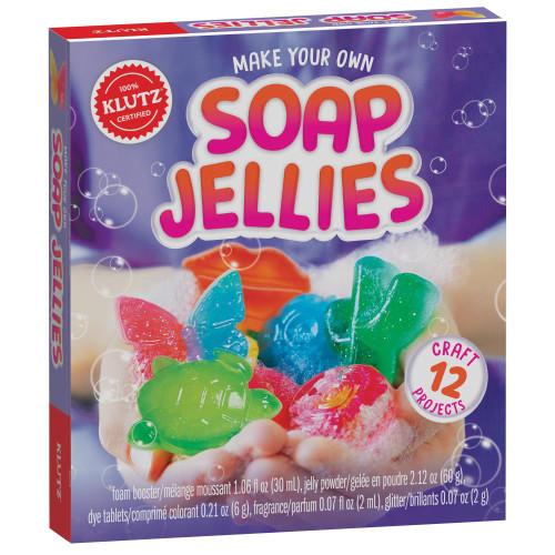 Klutz Make Your Own Soap Jellies Kit