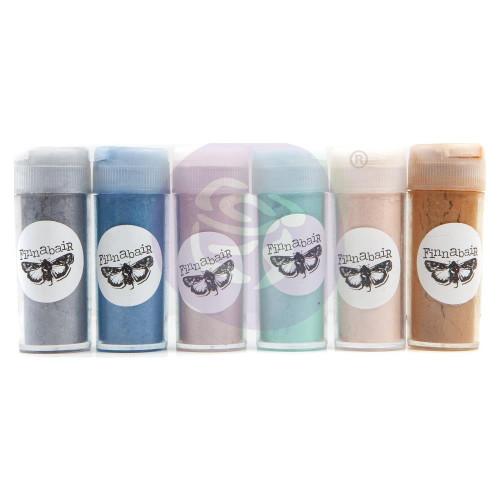 Prima Marketing Finnabair Art Ingredients Mica Powder Set - Serenity
