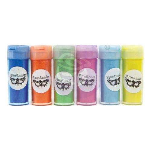 Prima Marketing Finnabair Art Ingredients Mica Powder Set - Paradise