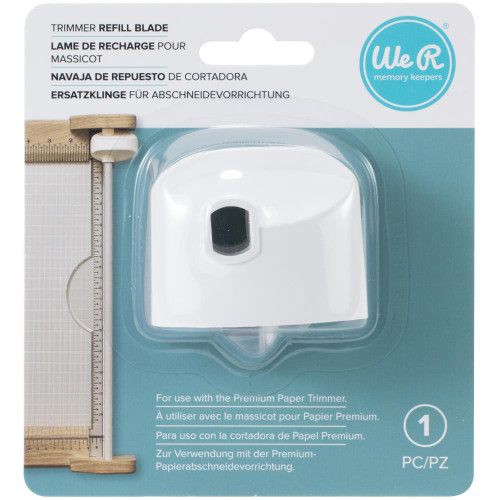 We R Memory Keepers Premium Paper Trimmer Refill Blade