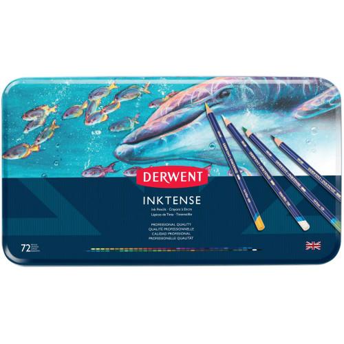Derwent Inktense Pencils 72/Pkg