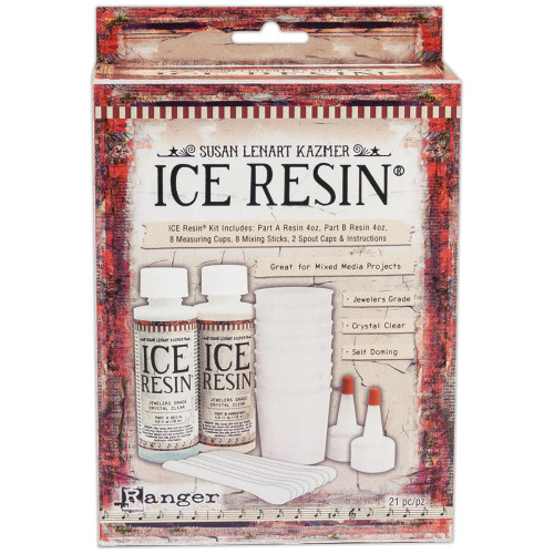 Ranger Ice Resin 8oz Kit