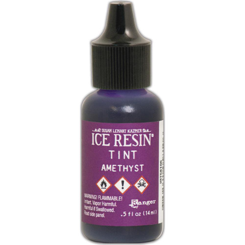 Ranger Ice Resin Tints .5oz - Amethyst