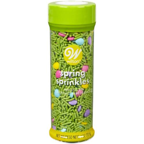 Wilton Sprinkles Mix - Easter Eggs W/Grass