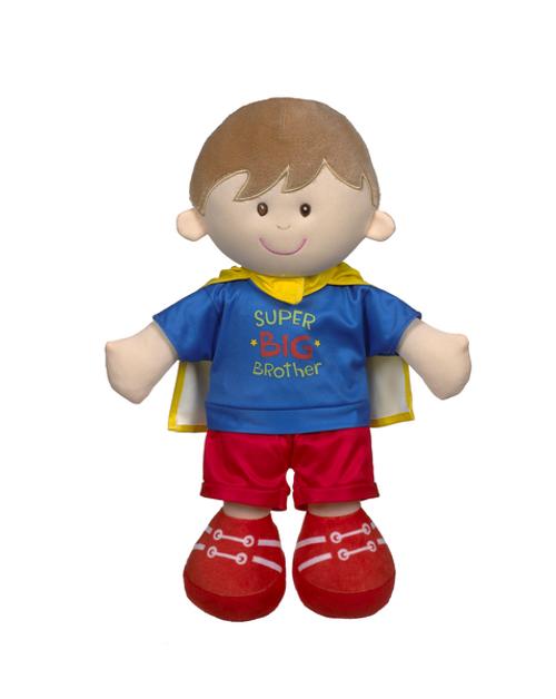 Ganz Super Big Brother Doll
