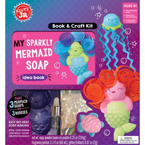 Klutz Jr. My Sparkly Mermaid Soaps