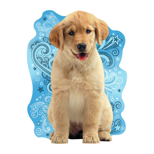Playhouse Mini Puzzle 24 Pc. - Golden Puppy