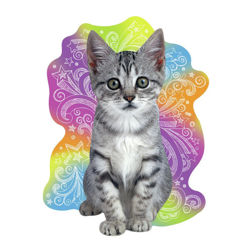 Playhouse Mini Puzzle 25 Pc. - Kitten
