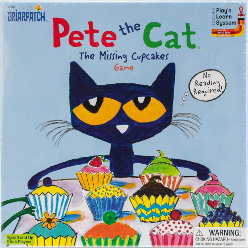 University Games Pete The Cat Missing Cupcakes Game