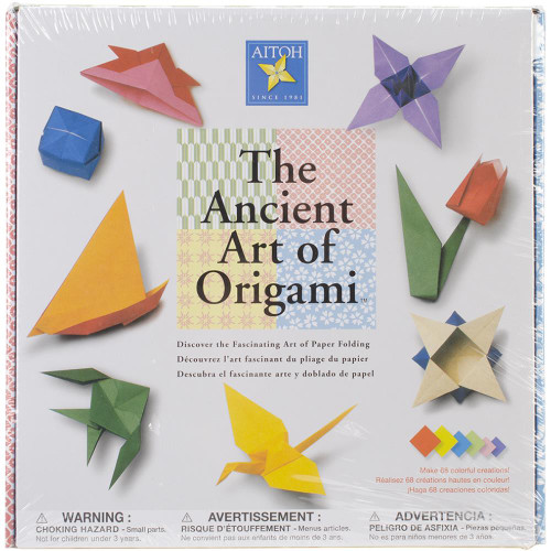 Aitoh The Ancient Art Of Origami Kit