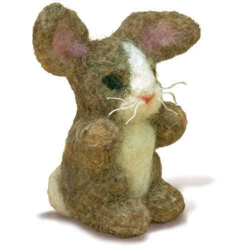 Dimensions Feltworks Needle Felting Kit - Bunny